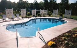 One Stop Pool Shop Inc In Ground Pools